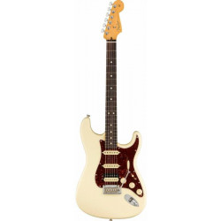 FENDER AMERICAN PRO II STRATOCASTER RW OLYMPIC WHITE