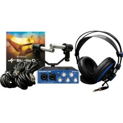PRESONUS AUDIOBOX STEREO RECORDING KIT