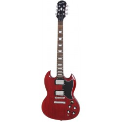 EPIPHONE FADED G-400 WORN CHERRY CH HDWE