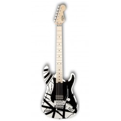 FENDER EVH STRIPED BWS