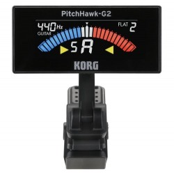 KORG PITCHHAWK G2 BLACK