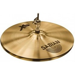 "SABIAN 14"" XS20 Medium Hats Brilliant"