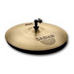 "SABIAN 14"" AA METAL-X HI-HATS BRILLIANCE (21403MXB)"