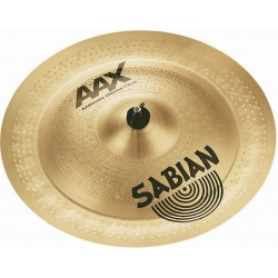 """SABIAN 17"""" AAXtreme Chinese Brilliant"""