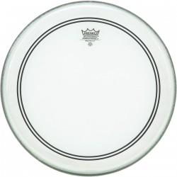 REMO POWERSTROKE3 22'' CLEAR