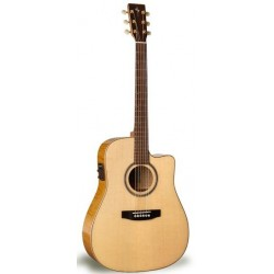 S&P 033553 - Showcase Flame Maple A6T with DLX TRIC