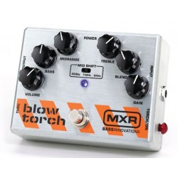 DUNLOP M181 MXR BASS BLOW TORCH