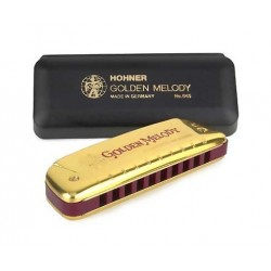 HOHNER GOLDEN MELODY GOLD C