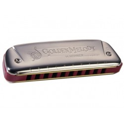 HOHNER GOLDEN MELODY F