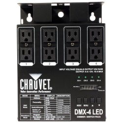 CHAUVET DMX4LED