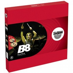 SABIAN B8 FIRST PACK 14/16