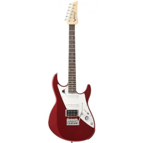 LINE6 JTV-69 Candy Apple Red