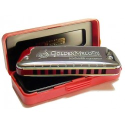 HOHNER GoldenMelody E