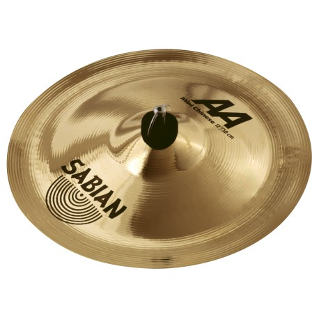 "SABIAN 12"" AA Mini Chinese Brilliant (21216B)"