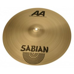 "SABIAN 16"" AA Sound Control Crash Brilliant (21640B)"