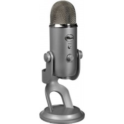 BLUE MICROPHONES YETI COOL GREY
