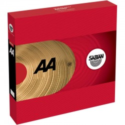 SABIAN AA Promotional 2-Pack Set (25002P)