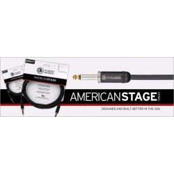 PLANET WAVES PW-AMSG-20 AMERICAN STAGE 20ft