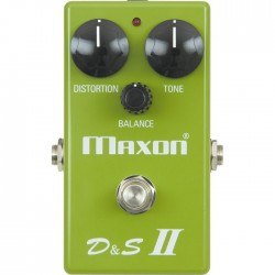 Maxon D&S II Distortion & Sustainer II