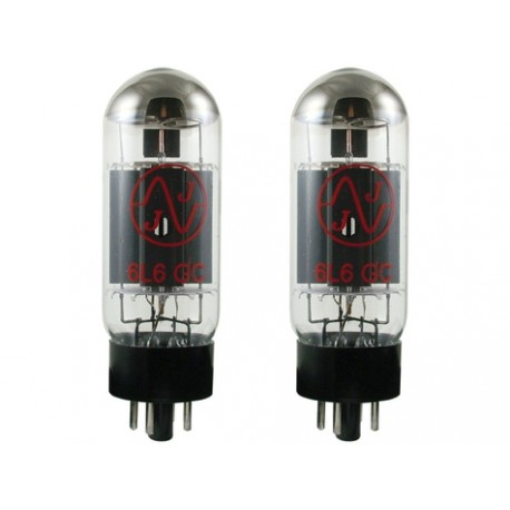 JJ ELECTRONIC 6L6GC Pair