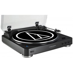 AUDIO-TECHNICA AT-LP60 BLUETOOTH BLACK