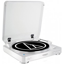 AUDIO-TECHNICA AT-LP60 BLUETOOTH WHITE