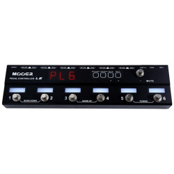 MOOER PEDAL CONTROLLER PCL6