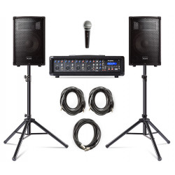 ALESIS PASYSTEM WSTANDS