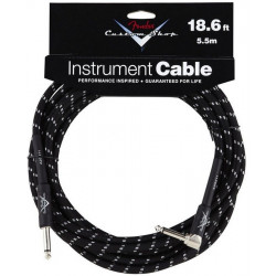 FENDER CUSTOM SHOP PERFORMANCE CABLE 18.6' BTW