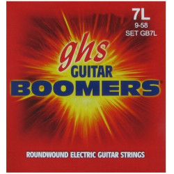 GHS STRINGS BOOMERS GB7L