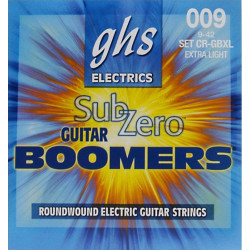 GHS STRINGS CR-GBXL SUB-ZERO BOOMERS