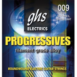 GHS STRINGS PROGRESSIVES PRCL