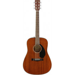 FENDER CD-60S ALL MAHOGANY NATURAL