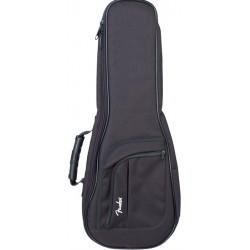FENDER URBAN SOPRANO UKULELE GIG BAG BLACK