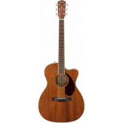 FENDER PM-3 TRIPLE-0 ALL MAHOGANY WITH CASE NATURAL