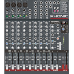 PHONIC AM 442 D USB