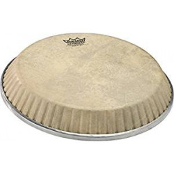 """REMO Conga Drumhead, Symmetry, 11.06"""" D4, SKYNDEEP®, """"Calfskin"""" Graphic"""