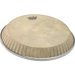 """REMO Conga Drumhead, Symmetry, 11.75"""" D4, SKYNDEEP®, """"Calfskin"""" Graphic"""