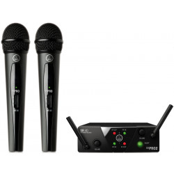 AKG WMS40 MINI 2 VOCAL SET BD US45A/C EU/US/UK