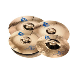 PAISTE ALPHA BOOMER SET + SPLASH 12""
