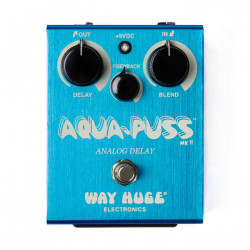 WAY HUGE AQUA PUSS MKII ANALOG DELAY