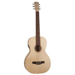 S&P 039753 - Trek Nat Solid Spruce Parlor SG Isyst