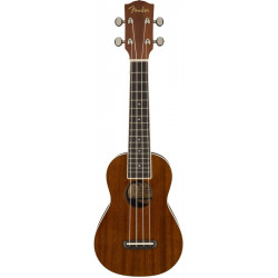 FENDER UKULELE SEASIDE SOPRANO NATURAL