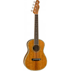 FENDER UKULELE MONTECITO TENOR NATURAL