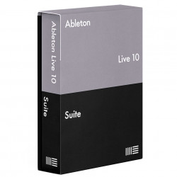 ABLETON LIVE 10 SUITE, UPG FROM LIVE 10 STANDARD
