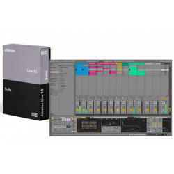 ABLETON LIVE 10 SUITE, UPG FROM LIVE LITE