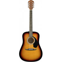 FENDER FA-125 DREADNOUGHT ACOUSTIC SUNBURST