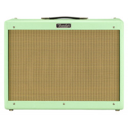 FENDER HOT ROD DELUXE IV LTD SURF GREEN w/Creamback