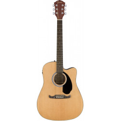 FENDER FA-125CE DREADNOUGHT ACOUSTIC NATURAL