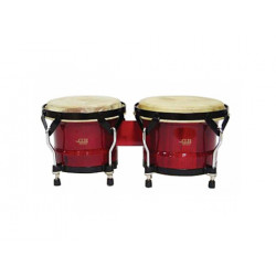 "DB PERCUSSION BOBBS-500, 7"" & 8.5"" WINE RED"